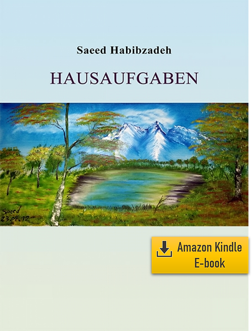 E-Book: Moments of Infinity - Part 5: Homework (German) (Kindle)