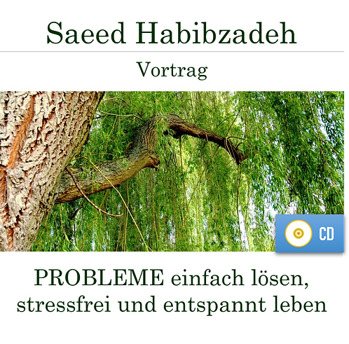 Lecture (CD): Simply solve PROBLEMS, live stress-free and relaxed