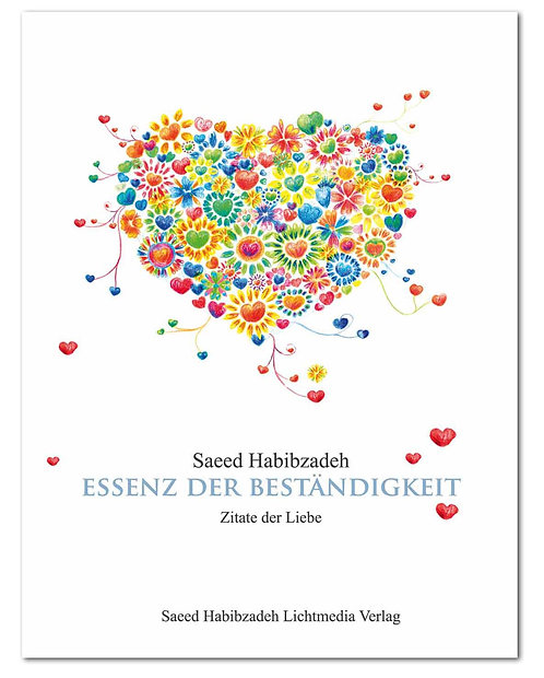 Essence of Persistence - Quotes of Love (Hardcover)