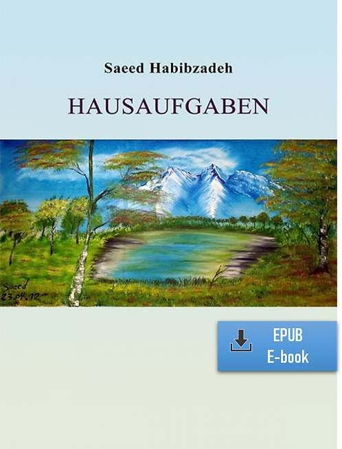 E-Book: Momente der Unendlichkeit - Teil 5: Hausaufgaben (Deutsch) (EPUB)