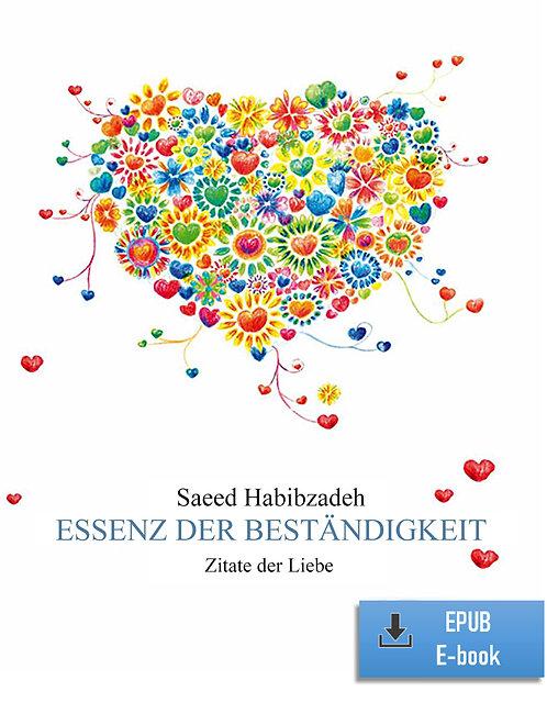 E-Book: Essenz der Beständigkeit - Zitate der Liebe (Deutsch) (EPUB)
