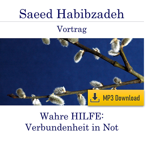 Lecture (MP3): TRUE HELP - solidarity in need