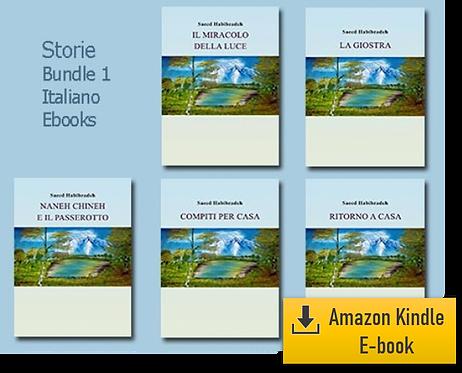 E-Books: Momenti di infinito - Tutte le 5 storie (Italiano) (Kindle)
