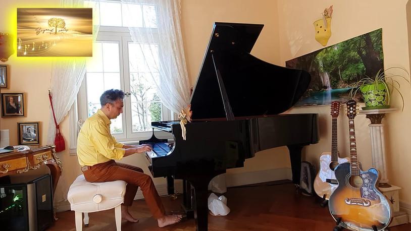Klavierwerk - Corona Sonate (Musikvideo)