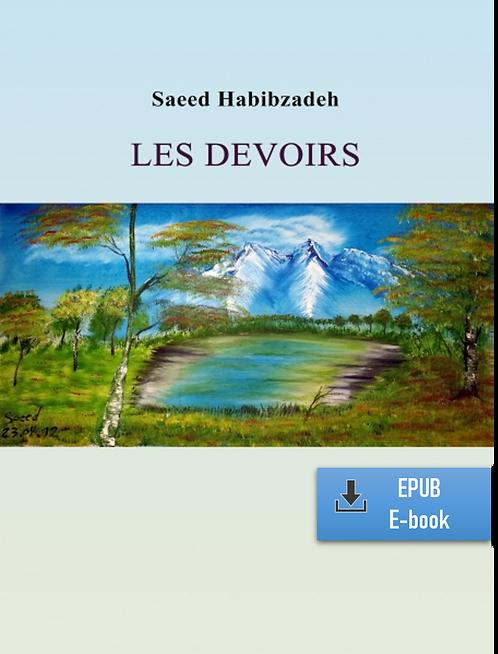 E-Book: Moments d'infini - Partie 5: Les devoirs (Français) (EPUB)
