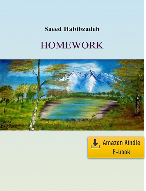 E-Book: Moments of Infinty - Chapter 5: Homework (English) (Kindle)