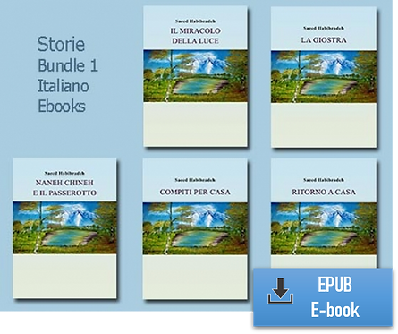 E-Book: Momenti di infinito - Tutte le 5 storie (Italiano) (EPUB)