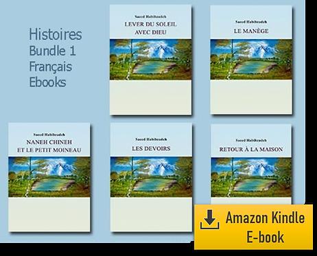 E-Books: Moments d'infini - Tous les 5 histoires (Français) (Kindle)