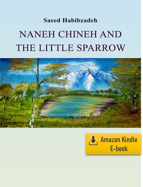 E-Book: Moments of Infinity - Chapter 3: Naneh Chineh (Kindle)