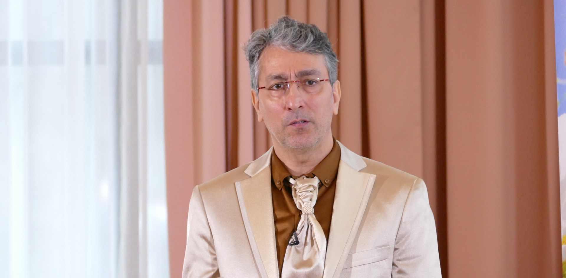 Saeed Habibzadeh - Beyond Matrix - Official 2