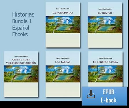 E-Books: Momentos del infinito – Todas las 5 historias (Español) (EPUB)