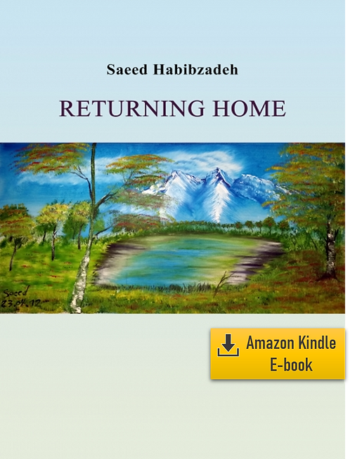 E-Book: Moments of Infinity - Chapter 4: Returning Home (English) (Kindle)