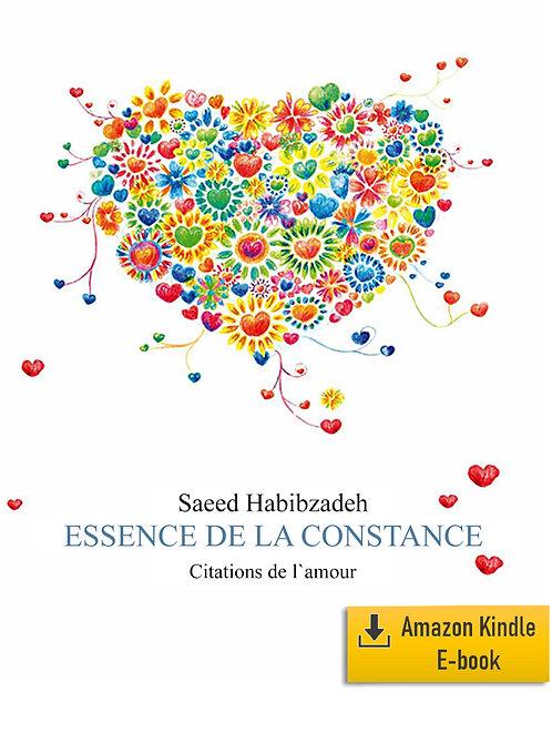 E-Book: Essence de la constance - Citations de l`amour (Français) (Kindle)