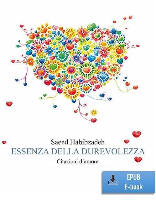 E-Book: Essenza della durevolezza - citazioni d'amore (Italiano) (EPUB)