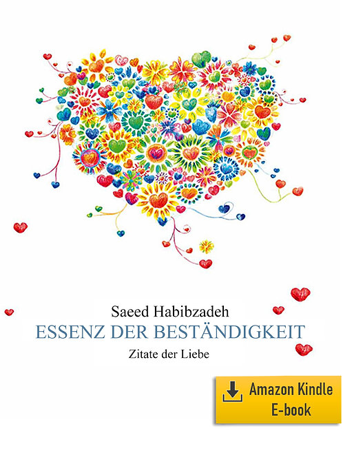 E-Book: Essence of Persistence - Quotes of Love (German) (Kindle)