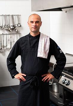 Eric Timmer Saur Catering Den Haag