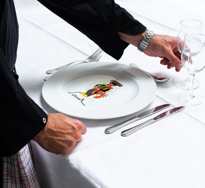Luxe maaltijdbezorging Den Haag