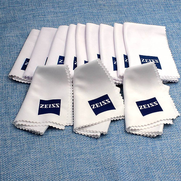 Zeiss Professional Microfiber Cloth for Lens Cleaning Cloth