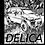 Thumbnail: Delica Power Short-Sleeve Unisex T-Shirt