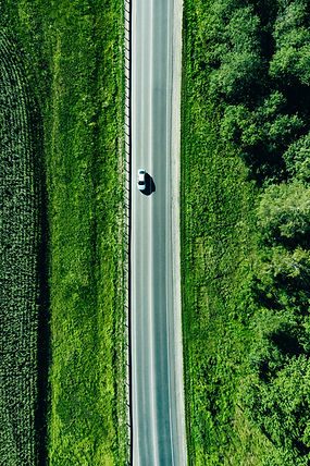 aerial-top-view-of-a-asphalt-road-with-a