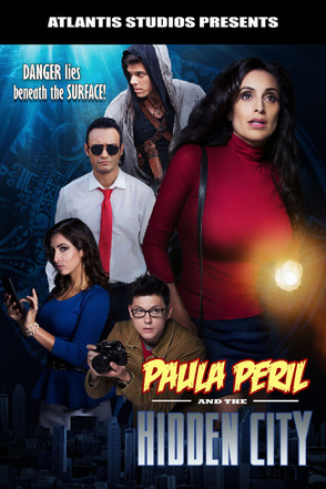 PAULA PERIL and the HIDDEN CITY
