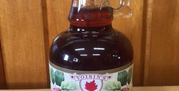 Voisins Apple Syrup with Maple & Cinnamon