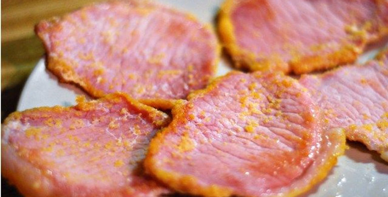 Peameal Bacon (4-5pcs) - Frozen