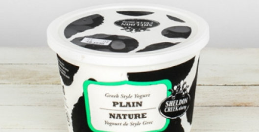 Sheldon Creek Yogurt - Plain