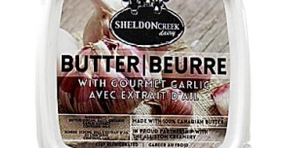Sheldon Creek Gourmet Garlic Butter