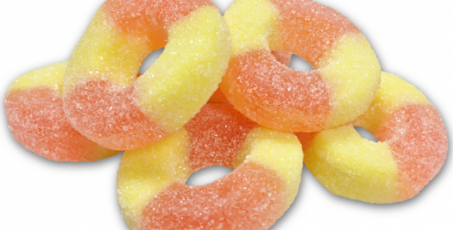 Cottage Country Candy - Peach Rings