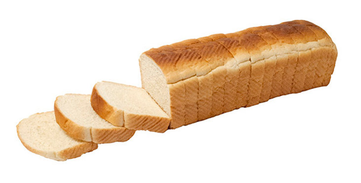 Texas Sliced White Bread