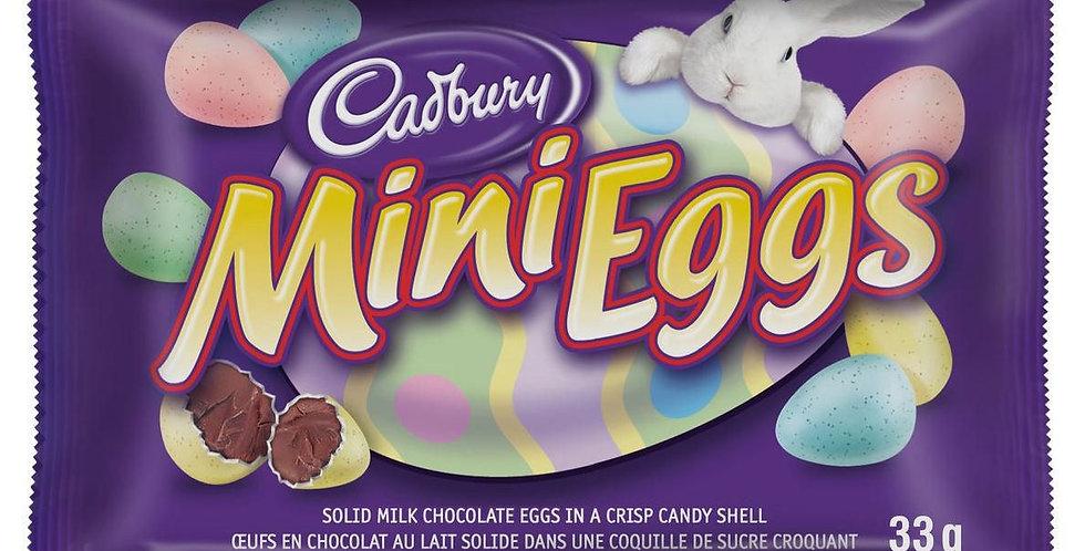 Mini Eggs (33 grams)