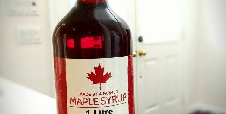 Maple Syrup 1L (Amber)