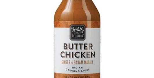 Wildly Delicious Butter Chicken Sauce - 350ml