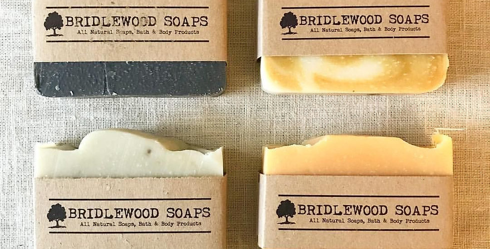 Bridlewood Soap - Lemon Poppyseed
