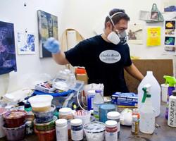 Art Inspector Printmakers Studio 1