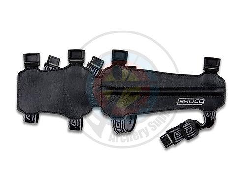 Shocq Armguard Long Junior Black