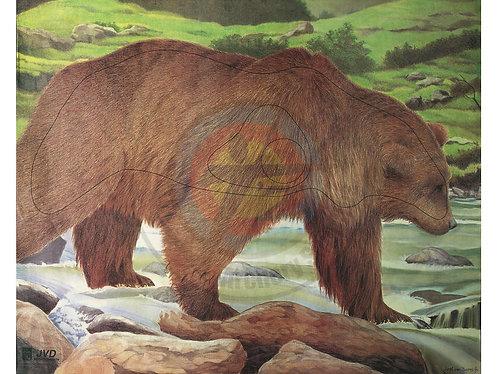 JVD Animal Face Bear