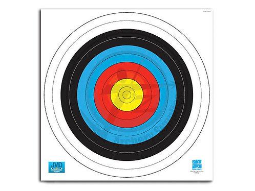 JVD Target Face 80cm Full