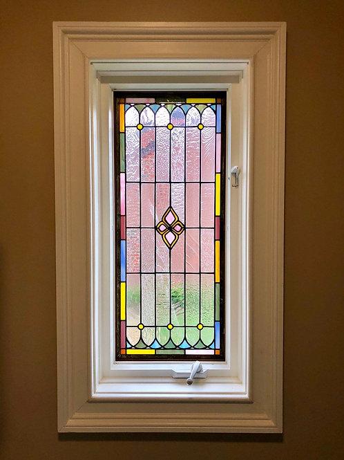 W-119 Stained Glass Window