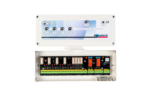 MultiLink Wiring Centre System Control Module (4 zone)