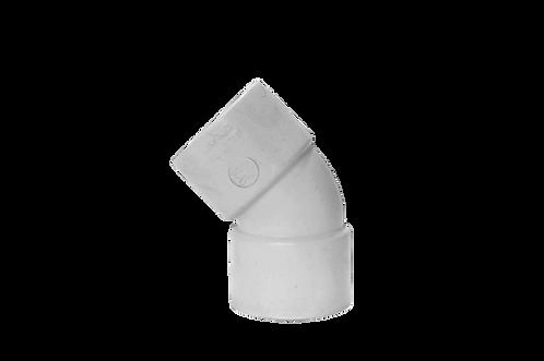 Aqua ABS 45° Elbow
