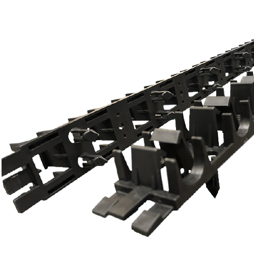 Underfloor Quick Track 16/17mm with Staple (per meter)