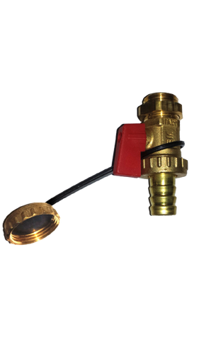 """MEIBES Replacement 1/2"""" Drain Valve"""