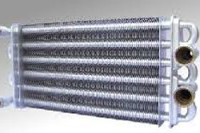 Boiler Plate Exchanger for DEACLIP