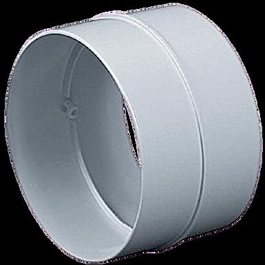 AquaAir HRV Insulated Rigid Straight Coupler DN 125/160/180