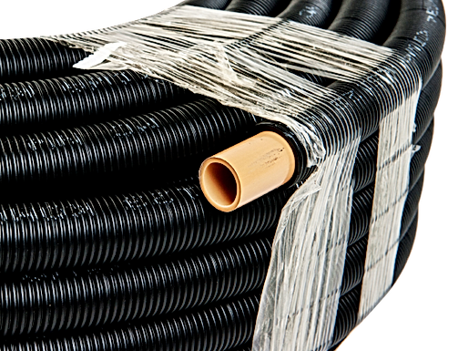 EUROFLEX Oxygen Barrier Pipe in Pipe