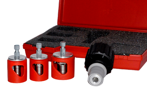 Drill and Hand Reamer Kit 16mm, 20mm, 25mm