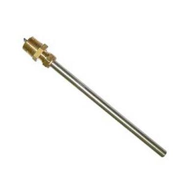 """1/2"""" Stainless Steel Male Sensor Pocket"""