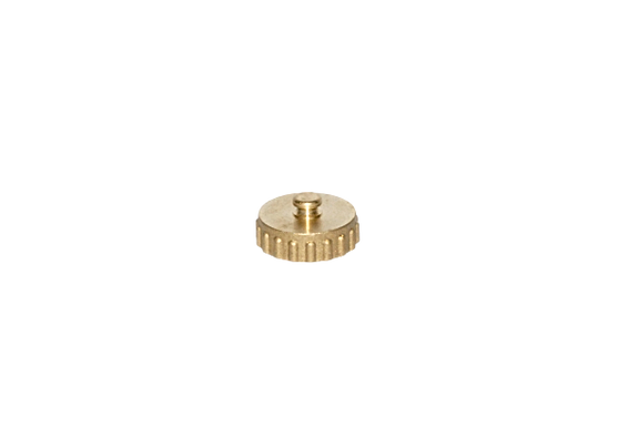 """BSP 3/4"""" Blank Plug with Washer"""